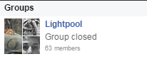 The Lightpool Facebook Group